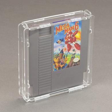 Nintendo - NES Game Cartridge - Köffin Protective Display Case