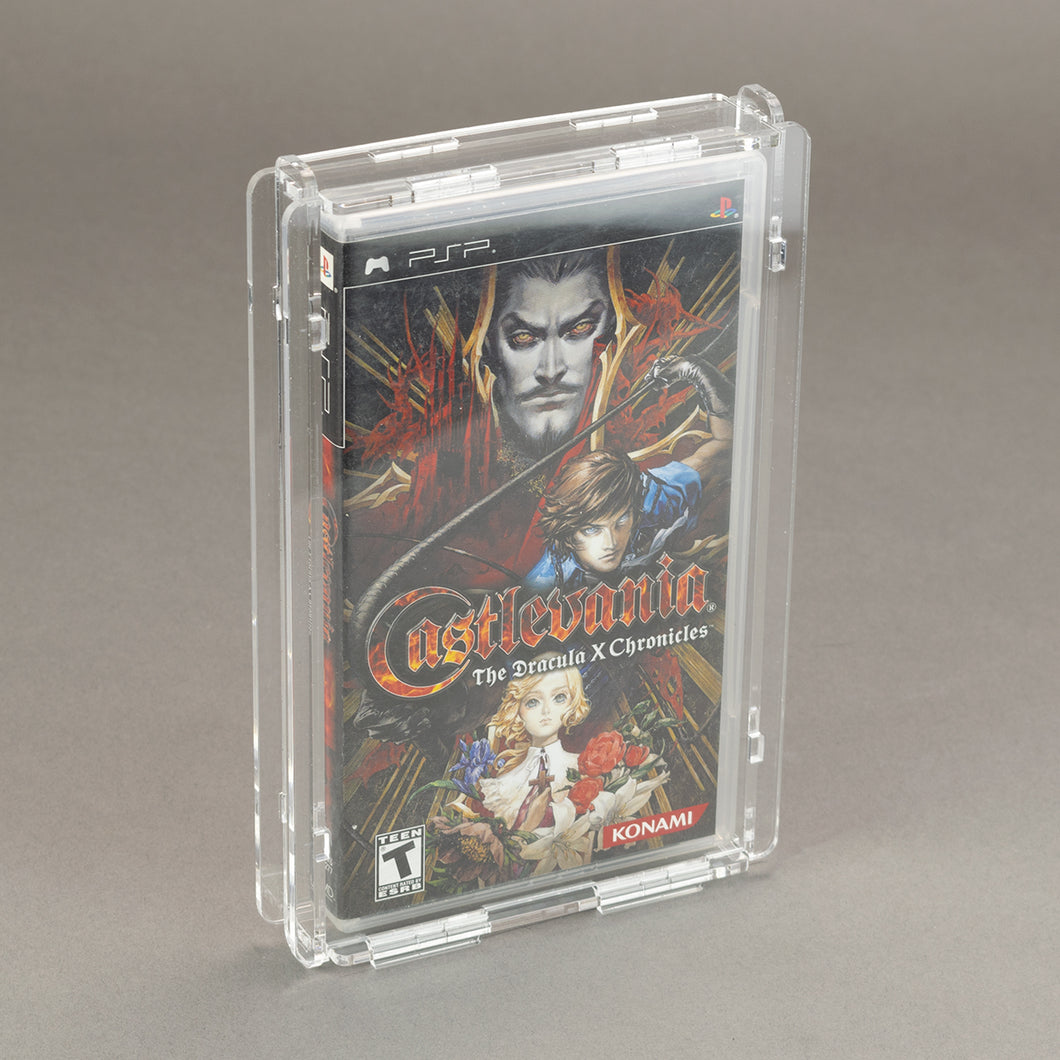 Sony PSP Game Box - Köffin Protective Display Case