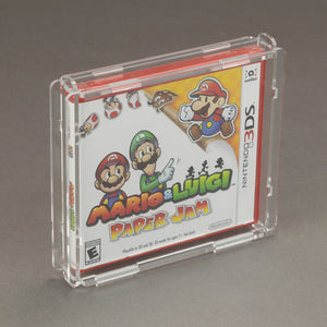 Nintendo 3DS Game Box - Köffin Protective Display Case