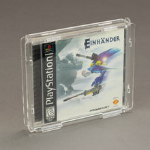 Load image into Gallery viewer, Sony PlayStation PS1 Single CD Game Box - Köffin Protective Display Case