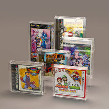 Load image into Gallery viewer, Sega Dreamcast Single CD 10.4mm Game Box - Köffin Protective Display Case