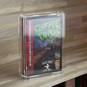 Sega Genesis Game Box - Köffin Protective Display Case