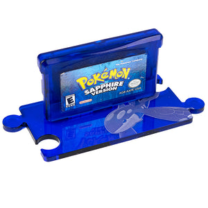 Pokémon Legendary Edition Cartridge Display Stands - All Generation Stands Included Pokemon