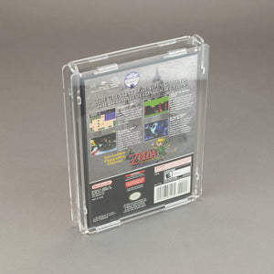 Nintendo GameCube Game Box - Köffin Protective Display Case