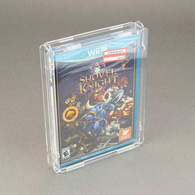 Nintendo Wii U Game Box - Köffin Protective Display Case