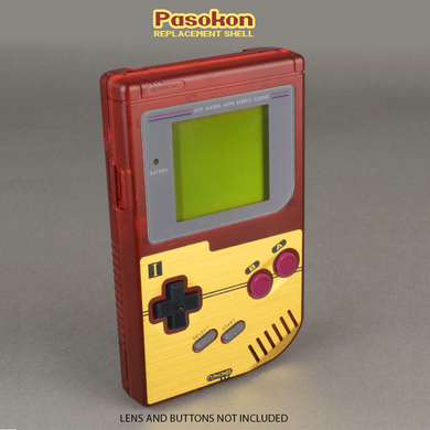 Pasokon Classic Shell for Nintendo Game Boy - Limited Edition
