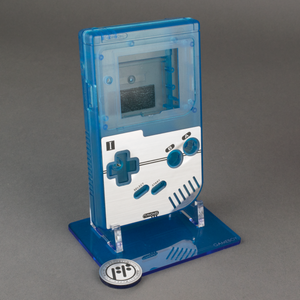 Pasokon Silver Shell for Nintendo Game Boy - Limited Edition