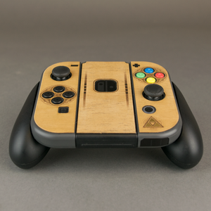 Nintendo Switch Joy-Con Controller Zelda Real Wood Veneer Kit