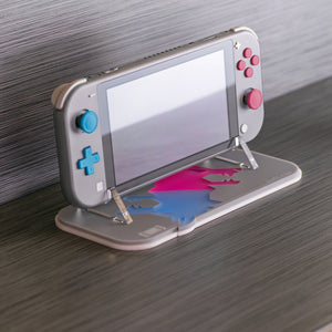 Pokemon Zacian and Zamazenta Edition Switch Lite Display Stand - Holder