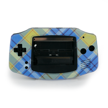 Load image into Gallery viewer, Game Boy Advance Replacement Shell - Lazyboy - UV-Printed Design