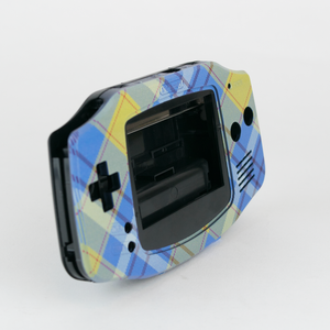 Game Boy Advance Replacement Shell - Lazyboy - UV-Printed Design