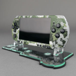 Metal Gear Solid Big Boss PSP Display Stand