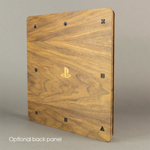 Load image into Gallery viewer, PS4 Slim Console Real Wood Veneer Kit - PlayStation 4