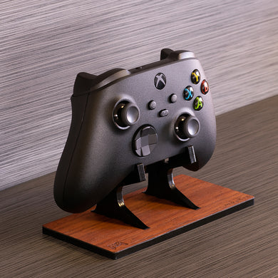 Xbox Series X Controller Display Stand - Real Wood Edition