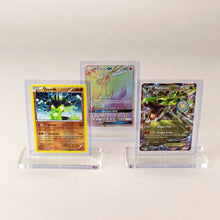 Load image into Gallery viewer, Trading Card Display Stand (Fits Toploader) for pokemon, YuGiOh, MtG, Sports, etc