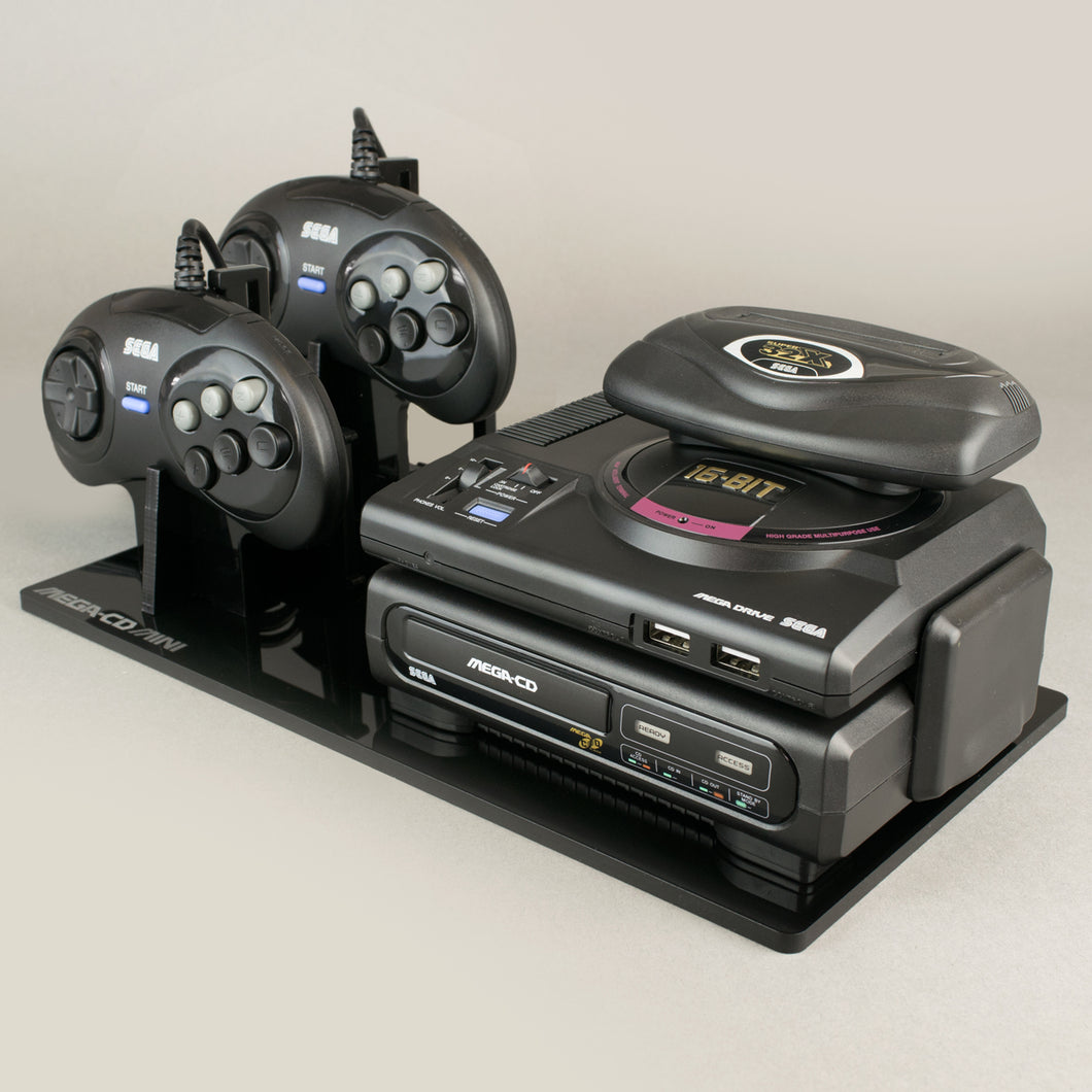 Displai Pro: Sega Mega-CD Classic Mini