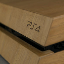 Load image into Gallery viewer, PS4 Original Console Real Wood Veneer Kit - PlayStation 4