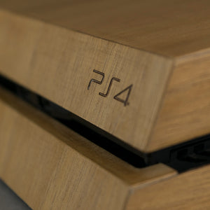 PS4 Original Console Real Wood Veneer Kit - PlayStation 4
