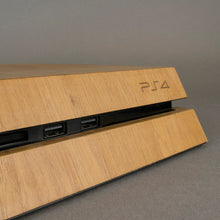 Load image into Gallery viewer, PS4 Original Console Wood Veneer Kit