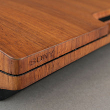 Load image into Gallery viewer, PS3 Slim Console Wood Veneer Kit