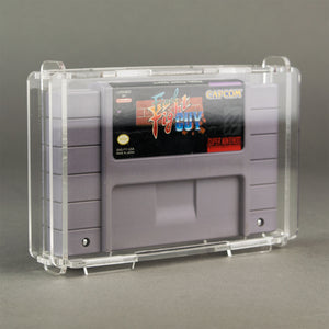 SNES Game Cartridge - Köffin Display Case