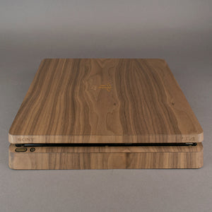 PS4 Slim Console Real Wood Veneer Kit - PlayStation 4