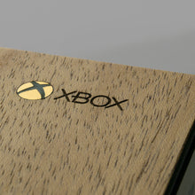 Load image into Gallery viewer, Xbox One X Console Real Wood Veneer Kit