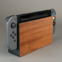 Load image into Gallery viewer, Nintendo Switch Console Dock Real Wood Veneer Kit