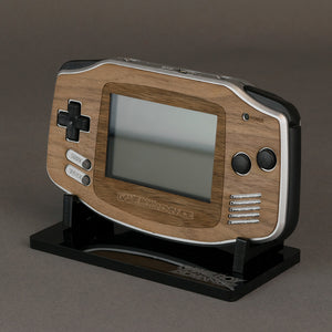 Game Boy Advance Real Wood Veneer Kit