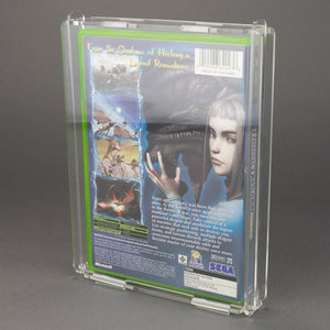 Original Xbox Game Box - Köffin Display Case