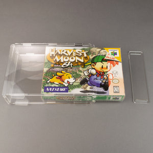 N64 Nintendo 64 Game Box - Köffin Display Case