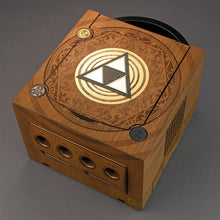 Load image into Gallery viewer, Coming Soon... Nintendo GameCube Console Zelda Edition