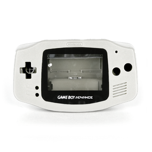 Game Boy Advance Replacement Shell - Vanilla