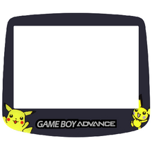 Load image into Gallery viewer, Game Boy Advance Replacement Lenses