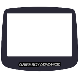 Game Boy Advance Replacement Lenses