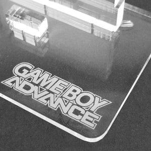 Game Boy Advance Display Stand GBA