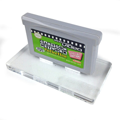 Game Cartridge Display Stand - Game Boy Advance
