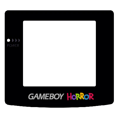 Game Boy Color Replacement Lenses Rose Colored Gaming