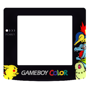 Game Boy Color Replacement Lenses