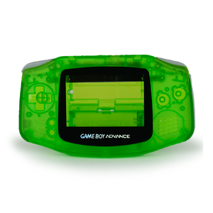 Game Boy Advance Replacement Shell - Granny Smith