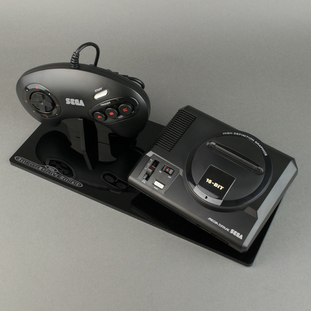 Shelf Candy: Sega Mega Drive Mini (PAL/European)