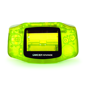 Game Boy Advance Replacement Shell - Ooze