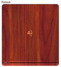 Load image into Gallery viewer, PS4 Slim Console Wood Veneer Kit