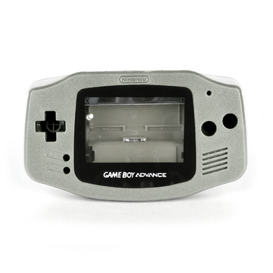 Game Boy Advance Replacement Shell - Sterling