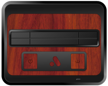 Load image into Gallery viewer, Super NT SNES Console Wood Veneer Kit