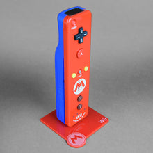 Load image into Gallery viewer, Mario Wiimote Display Stand