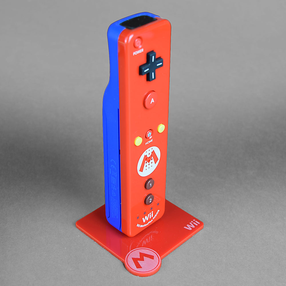 Mario Wiimote Display Stand