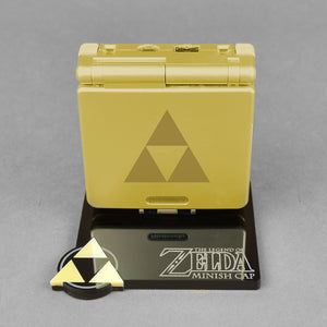 The Legend of Zelda Special Edition Game Boy Advance SP Display Stand - The Minish Cap