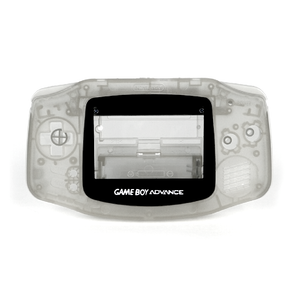 Game Boy Advance Replacement Shell - Zircon