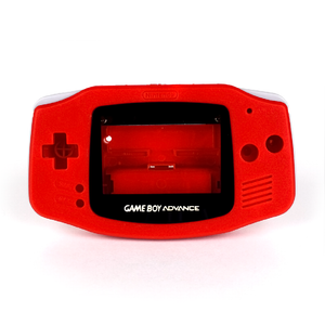 Game Boy Advance Replacement Shell - Bullseye